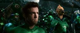 photo 27/74 - Ryan Reynolds, Geoffrey Rush (voix) - Green Lantern - © Warner Bros