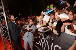 photo 23/36 - Daniel Radcliffe- Avant-premi�re � Paris - Horns - © Metropolitan FilmExport