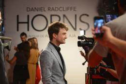 photo 25/36 - Daniel Radcliffe - Avant-premi�re � Paris - Horns - © Metropolitan FilmExport