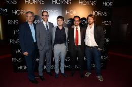 Alexandre Aja Horns - Avant-premi�re � Paris photo 1 sur 18