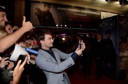 photo 29/36 - Daniel Radcliffe - Avant-premi�re � Paris - Horns - © Metropolitan FilmExport