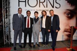 Alexandre Aja Horns - Avant-premi�re � Paris photo 3 sur 18