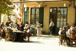 photo 28/66 - Le café du pont - Bernard Campan - © Le pacte