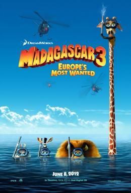 photo 50/83 - Madagascar 3 : Bons baisers d'Europe - © Paramount