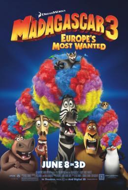 photo 55/83 - Madagascar 3 : Bons baisers d'Europe - © Paramount