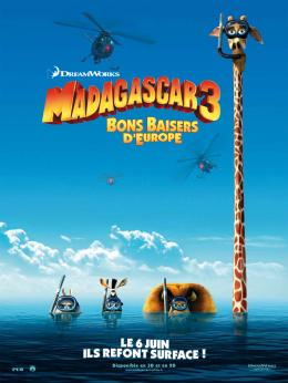 photo 51/83 - Madagascar 3 : Bons baisers d'Europe - © Paramount