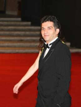 Danis Tanovic Président du jury - Tapis rouge pour l'ouverture du Festival de Rome 2007 photo 10 sur 10
