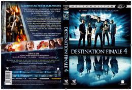 photo 20/21 - Jaquette DVD édition simple - Destination Finale 4 - © Métropolitan Film