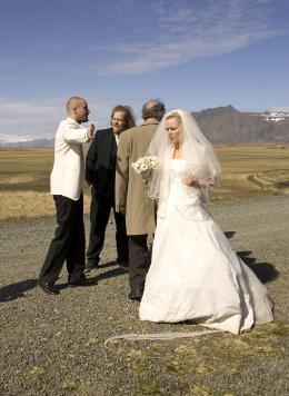 Nanna Kristín Magnúsdóttir Mariage à l'islandaise photo 3 sur 4
