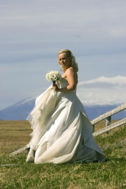 Nanna Kristín Magnúsdóttir Mariage à l'islandaise photo 4 sur 4