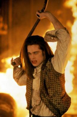 Entretien avec un Vampire Brad Pitt photo 4 sur 5