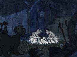 photo 23/42 - Les 101 Dalmatiens - © Disney