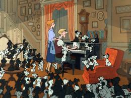 photo 18/42 - Les 101 Dalmatiens - © Disney