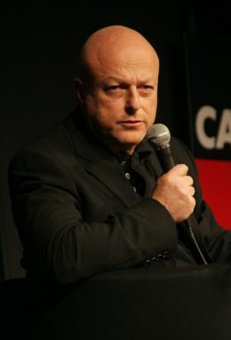 Gérard Krawczyk Salon du cinéma Janvier 2009 photo 8 sur 10
