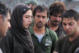 photo 6/21 - Golshifteh Farahani, Shahab Hosseyni - À propos d'Elly - © Memento Films