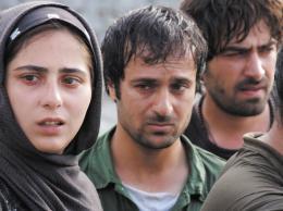 photo 7/21 - Golshifteh Farahani, Shahab Hosseyni - À propos d'Elly - © Memento Films