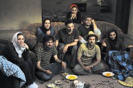 photo 5/21 - Taraneh Alidousti,Golshifteh Farahani, Shahab Hosseyni - À propos d'Elly - © Memento Films