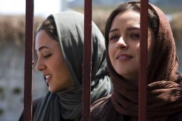 photo 18/21 - Taraneh Alidoosti, Golshifteh Farahani - À propos d'Elly - © Memento Films