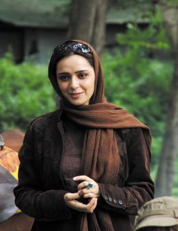 photo 4/21 - Golshifteh Farahani - À propos d'Elly - © Memento Films