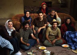 photo 16/21 - Golshifteh Farahani, Taraneh Alidousti, Shahab Hosseyni - À propos d'Elly - © Memento Films