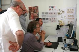 photo 24/26 - Daniel Pennac, Benjamin Renner - Ernest et Célestine - © Studio Canal