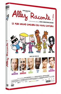 photo 17/17 - Le DVD - Allez raconte ! - © Studio Canal Vidéo