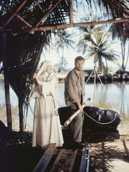 Dieu seul le sait Deborah Kerr et Robert Mitchum photo 2 sur 5