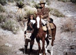 Burt Lancaster Fureur Apache photo 7 sur 45