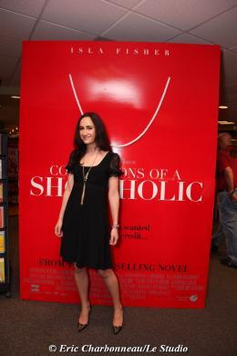 photo 108/122 - Sophie Kinsella - Dédicace du livre Confessions d'une accro du shopping le 23 Janvier 2009 - Confessions d'une accro du shopping