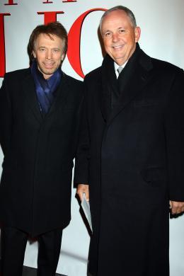 photo 94/122 - Jerry Bruckheimer et Dick Cook - Avant-première du film Confessions d'une accro du shopping le 5 Février 2009 - Confessions d'une accro du shopping