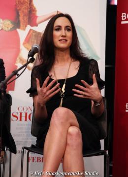photo 113/122 - Sophie Kinsella - Dédicace du livre Confessions d'une accro du shopping le 23 Janvier 2009 - Confessions d'une accro du shopping