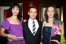 photo 99/122 - Krysten Ritter, Hugh Dancy et Joan Cusack  - Avant-première du film Confessions d'une accro du shopping le 5 Février 2009 - Confessions d'une accro du shopping