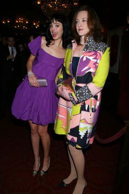photo 80/122 - Krysten Ritter et Joan Cusack - Avant-première du film Confessions d'une accro du shopping le 5 Février 2009 - Confessions d'une accro du shopping