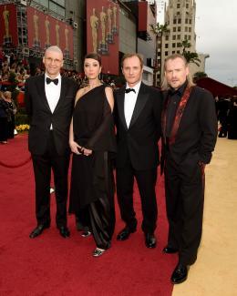 Johannes Krisch Tapis Rouge des Oscars 2009 photo 2 sur 6