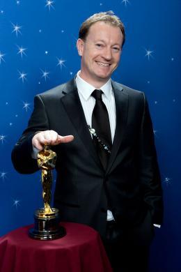 Simon Beaufoy PhotoCall Oscars 2009 photo 10 sur 11