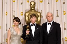 Steve Martin PhotoCall Oscars 2009 photo 10 sur 117