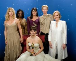 Whoopi Goldberg PhotoCall Oscars 2009 photo 1 sur 1