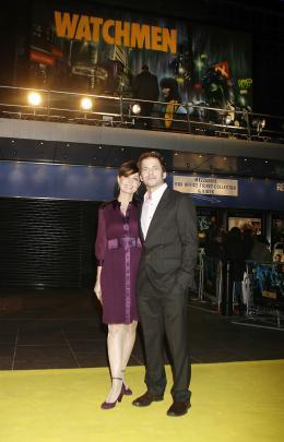 photo 124/160 - Zack Snyder et sa femme - Avant-Première mondiale du film Watchmen - les Gardiens - le 23 Février 2009 - Watchmen - Les Gardiens