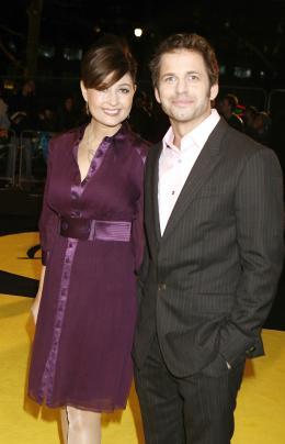 photo 123/160 - Zack Snyder et sa femme - Avant-Première mondiale du film Watchmen - les Gardiens - le 23 Février 2009 - Watchmen - Les Gardiens