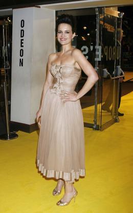 photo 110/160 - Carla Gugino - Avant-Première mondiale du film Watchmen - les Gardiens - le 23 Février 2009 - Watchmen - Les Gardiens