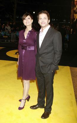 photo 121/160 - Zack Snyder et sa femme - Avant-Première mondiale du film Watchmen - les Gardiens - le 23 Février 2009 - Watchmen - Les Gardiens