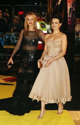 photo 105/160 - Malin Akerman et Carla Gugino - Avant-Première mondiale du film Watchmen - les Gardiens - le 23 Février 2009 - Watchmen - Les Gardiens