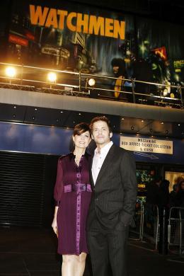 photo 122/160 - Zack Snyder et sa femme - Avant-Première mondiale du film Watchmen - les Gardiens - le 23 Février 2009 - Watchmen - Les Gardiens