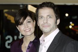 photo 120/160 - Zack Snyder et sa femme - Avant-Première mondiale du film Watchmen - les Gardiens - le 23 Février 2009 - Watchmen - Les Gardiens
