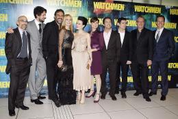 photo 142/160 - Avant-Première mondiale du film Watchmen - les Gardiens - le 23 Février 2009 - Watchmen - Les Gardiens
