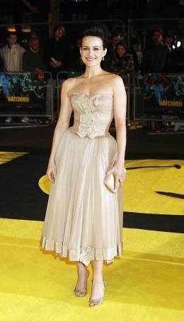 photo 112/160 - Carla Gugino - Avant-Première mondiale du film Watchmen - les Gardiens - le 23 Février 2009 - Watchmen - Les Gardiens