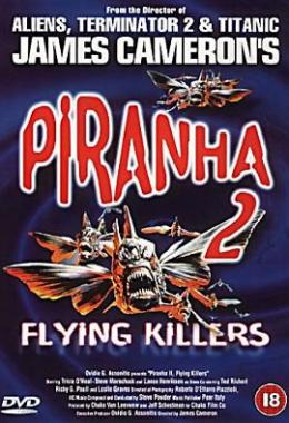 photo 2/4 - Piranha 2 : Les Tueurs volants - ©