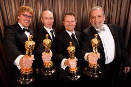 Richard Baneham 82ème Cérémonie des Oscars 2010 photo 1 sur 1