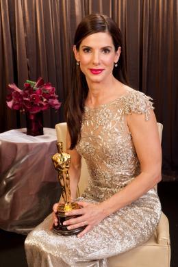 82�me C�r�monie des Oscars 2010 Sandra Bullock photo 2 sur 27