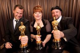 Barney Burman 82ème Cérémonie des Oscars 2010 photo 1 sur 1